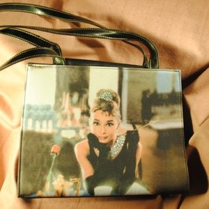 Handbags - Audrey Hepburn Breakfast at Tiffany's Purse  cc c